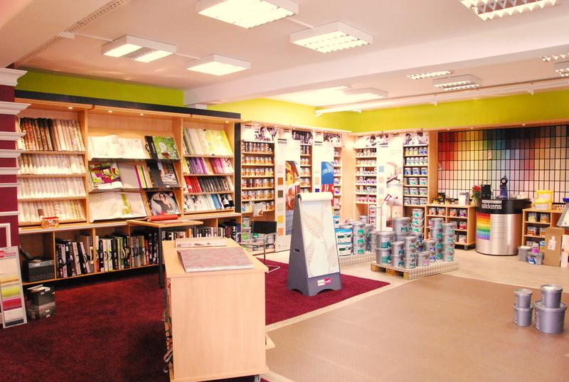 Farbenhandel Roos in Oelde