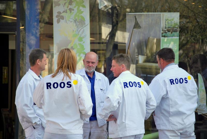 Farben Roos in Oelde und Neubeckum – Team der Malerwerkstatt