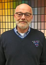 Farben Roos in Oelde und Neubeckum – Mitarbeiter Martin Schnatmann