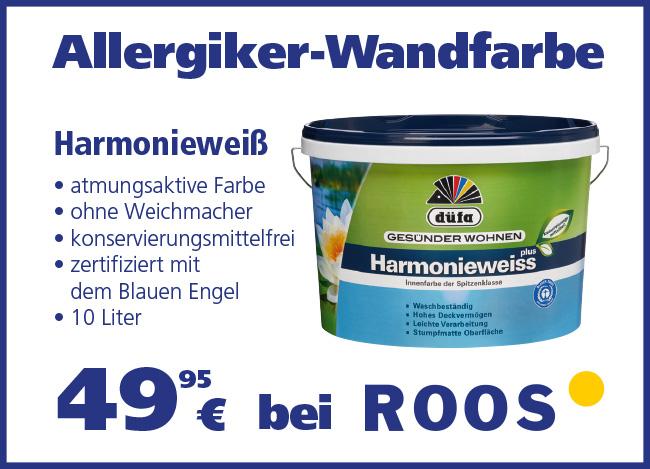 Roos Malerhandel Farben Sonderangebote Neubeckum Beckum Ahlen Oelde Ennigerloh