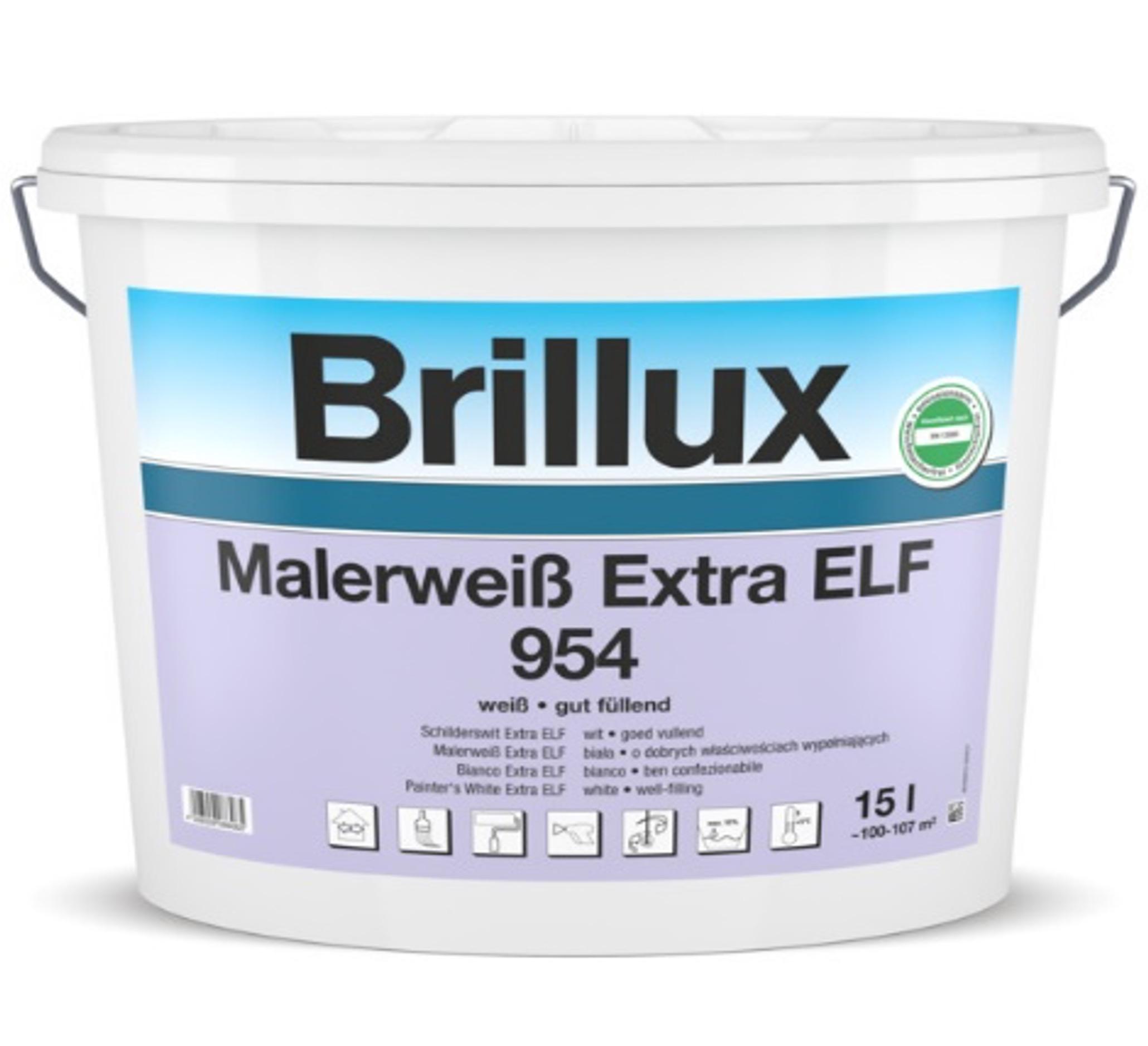 Brillux Malerweiß 954 Wand- und Deckenfarbe Image