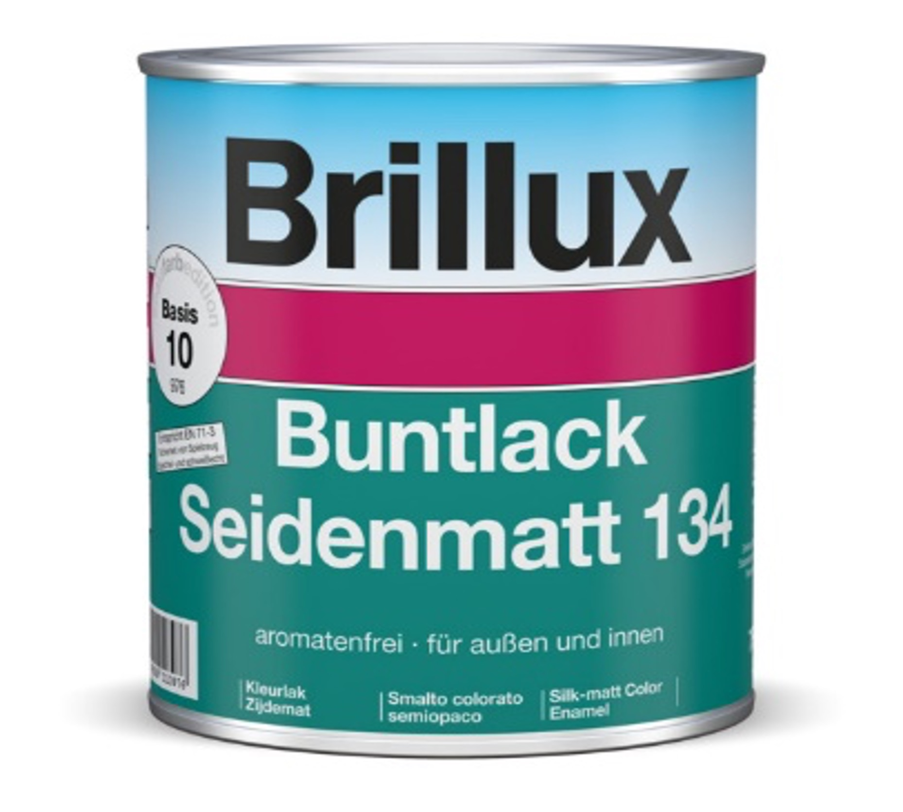 Brillux Buntlack Seidenmatt 134 Seidenmatte Lackierungen Image
