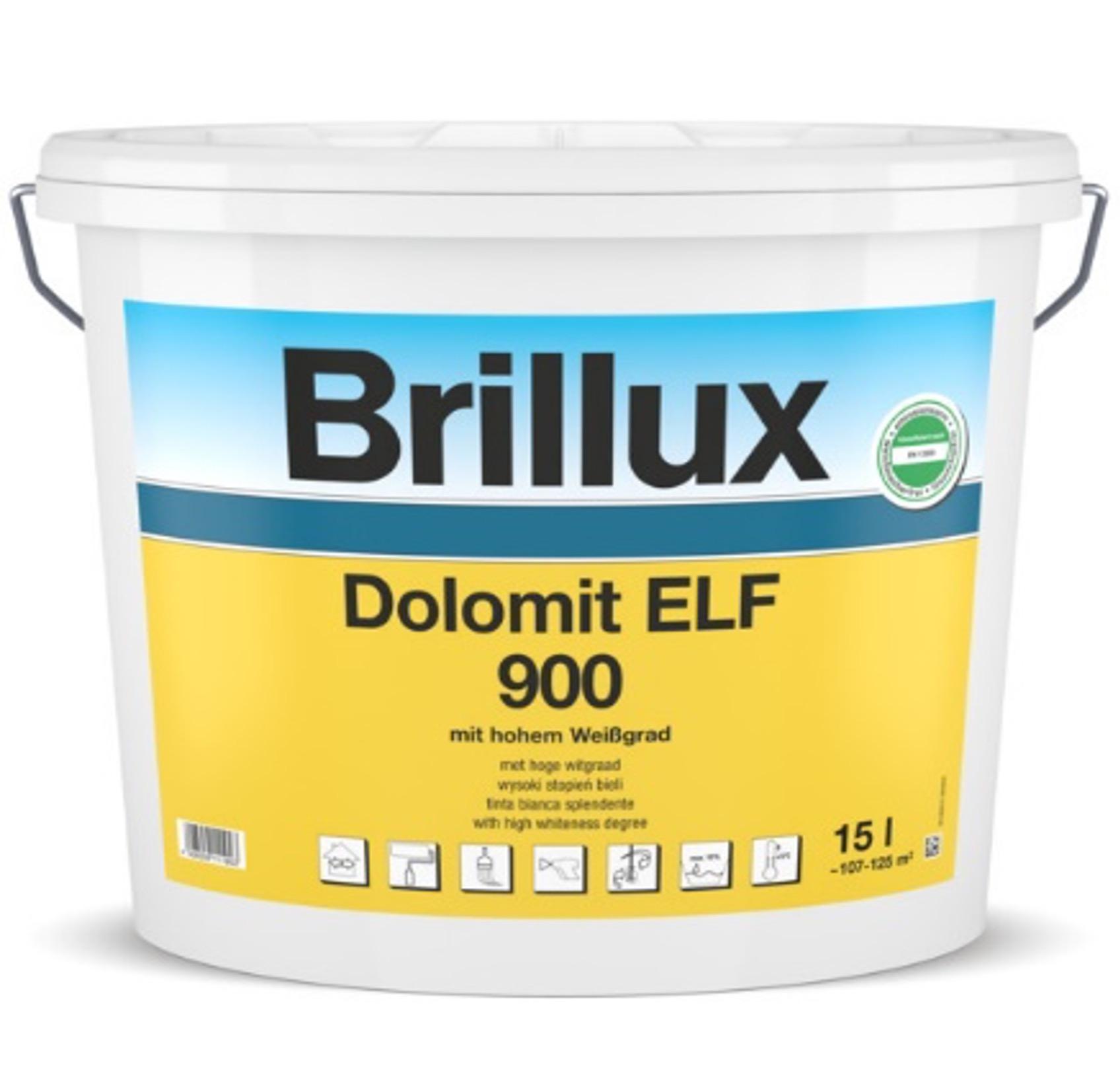 Brillux Dolomit 900 Wand- und Deckenfarbe Image