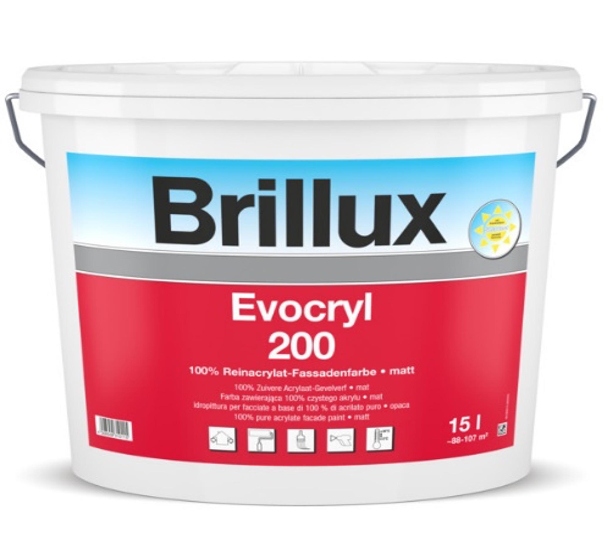 Brillux Evocryl 200 Fassadenfarbe Image