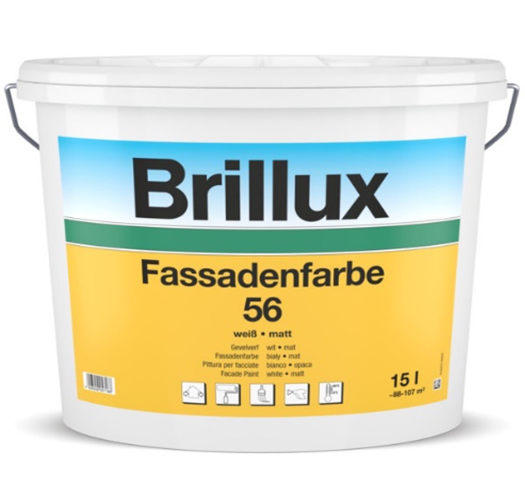 Brillux Fassadenfarbe 56 Fassadenfarbe Image