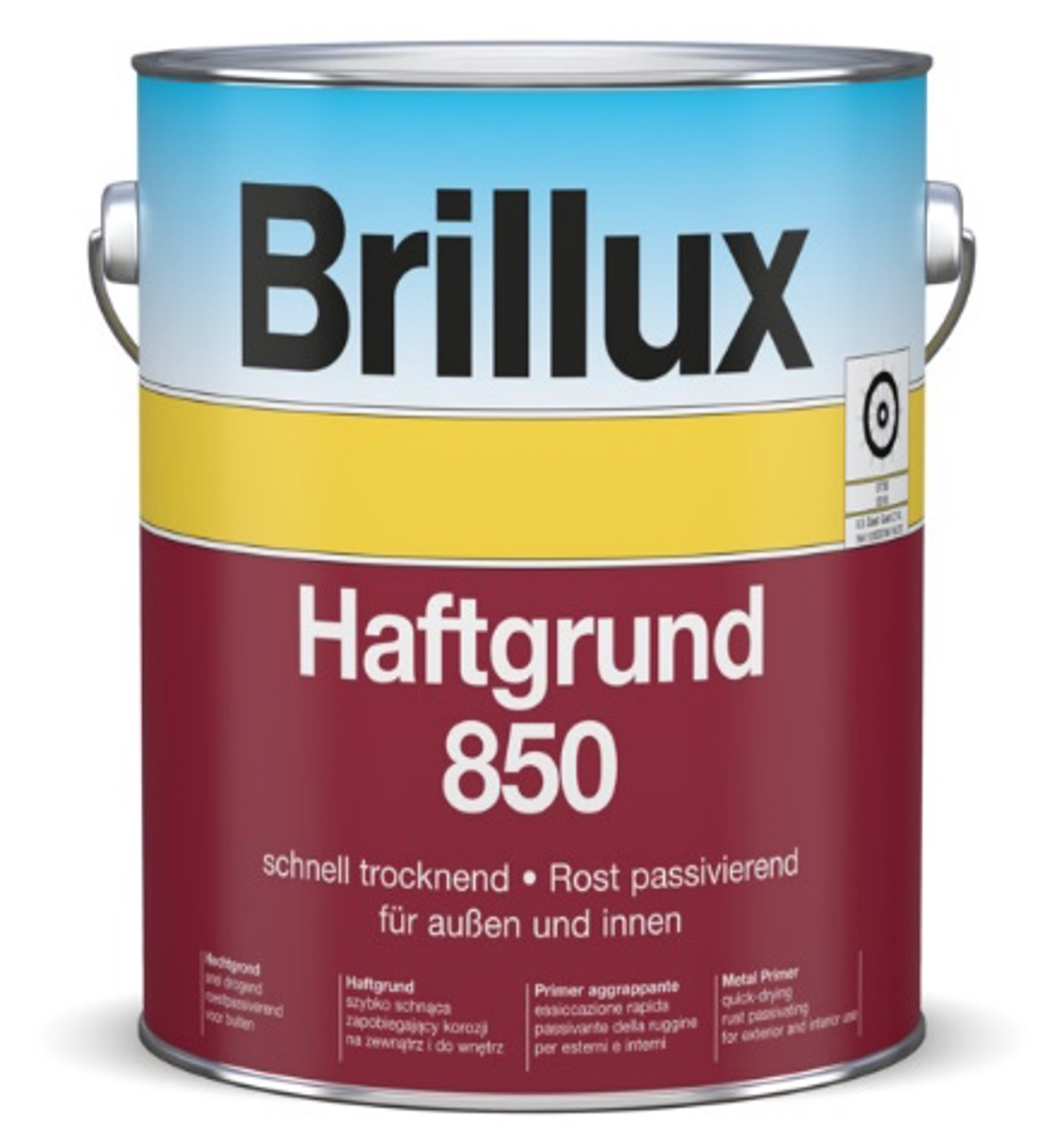 Brillux Impredur Haftgrund 850 Rostschutz-, Grundanstrich Image