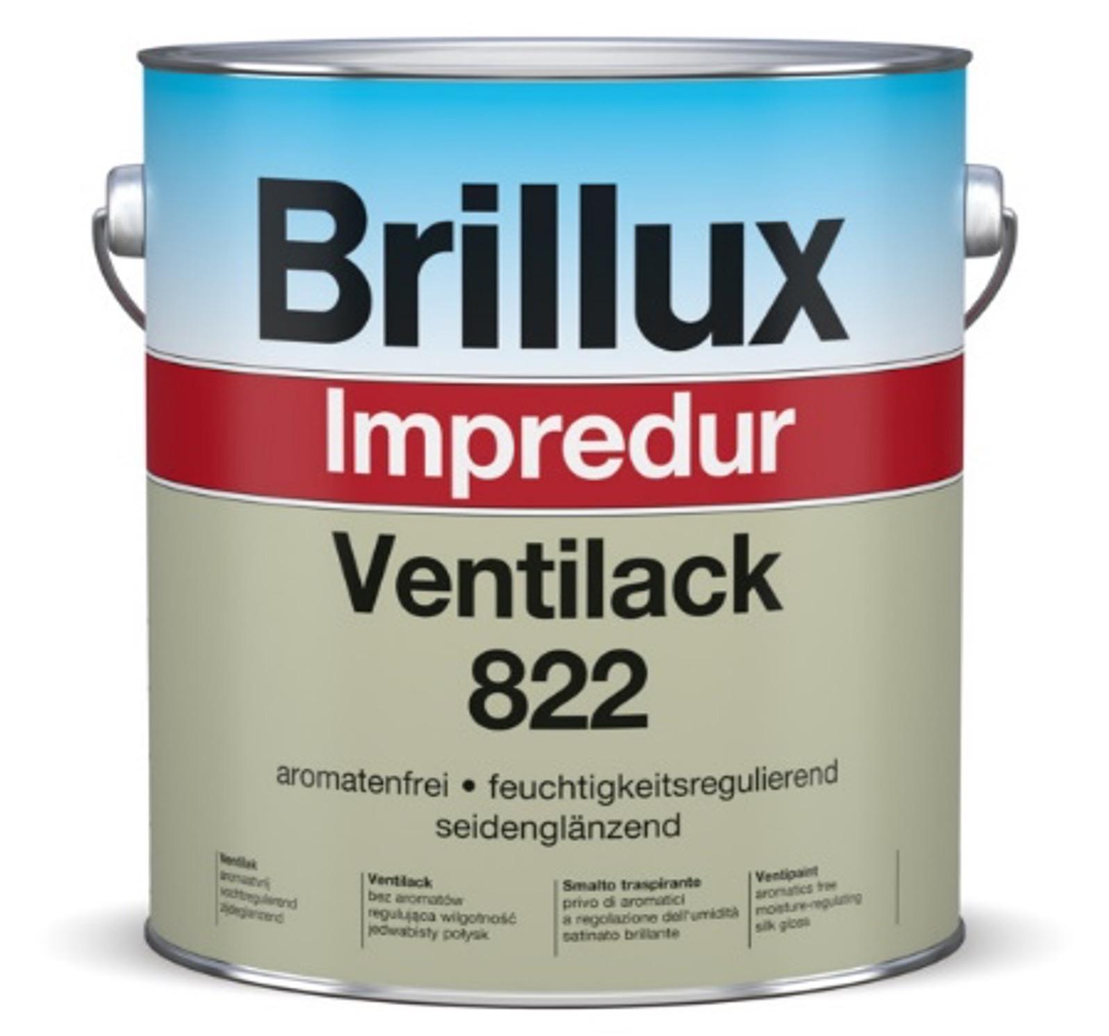 Brillux Impredur Ventilack 822 Grund-, Zwischen- und Schlussanstriche Image