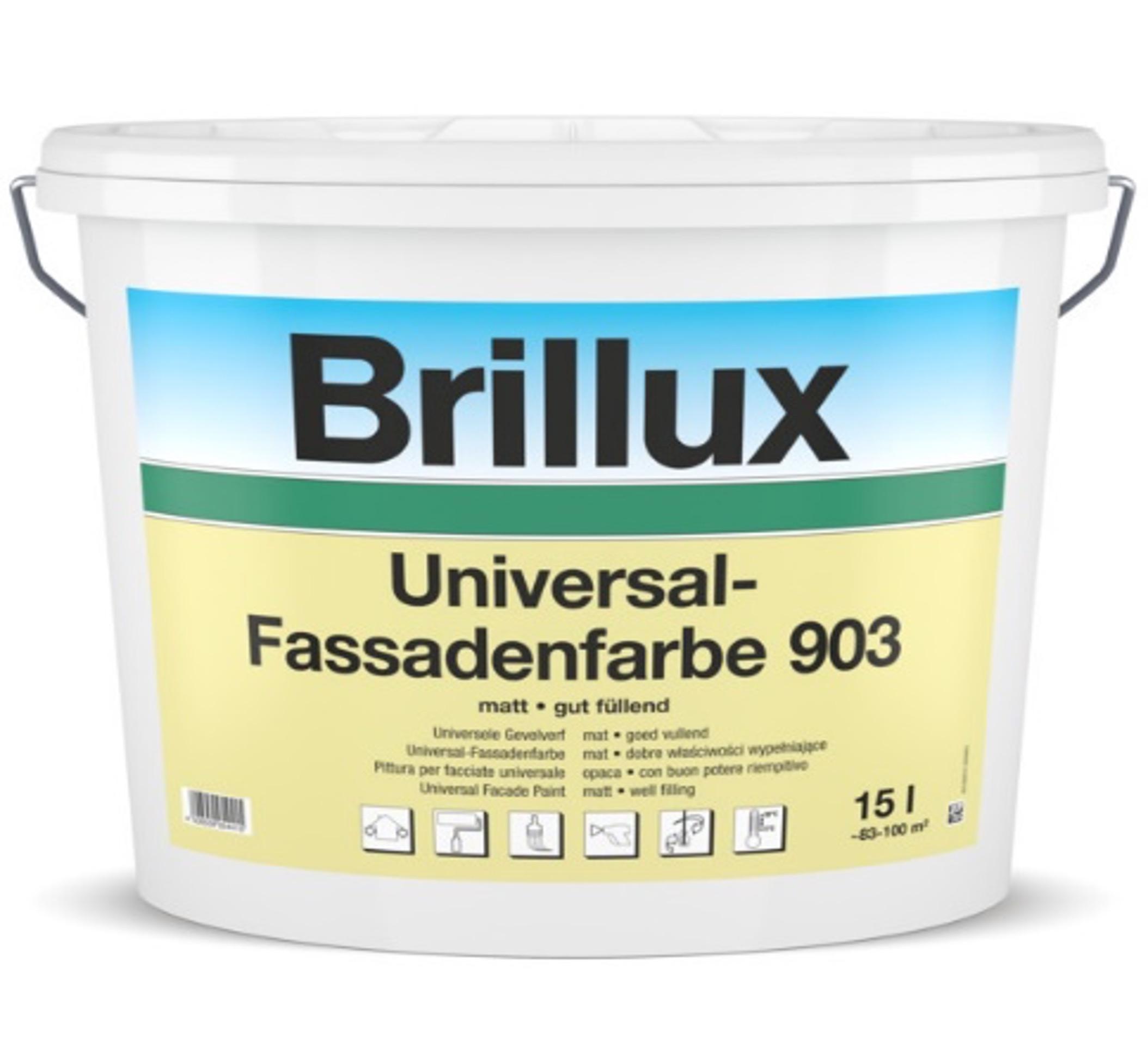 Brillux Universal Fassadenfarbe 903 Fassadenfarbe Image